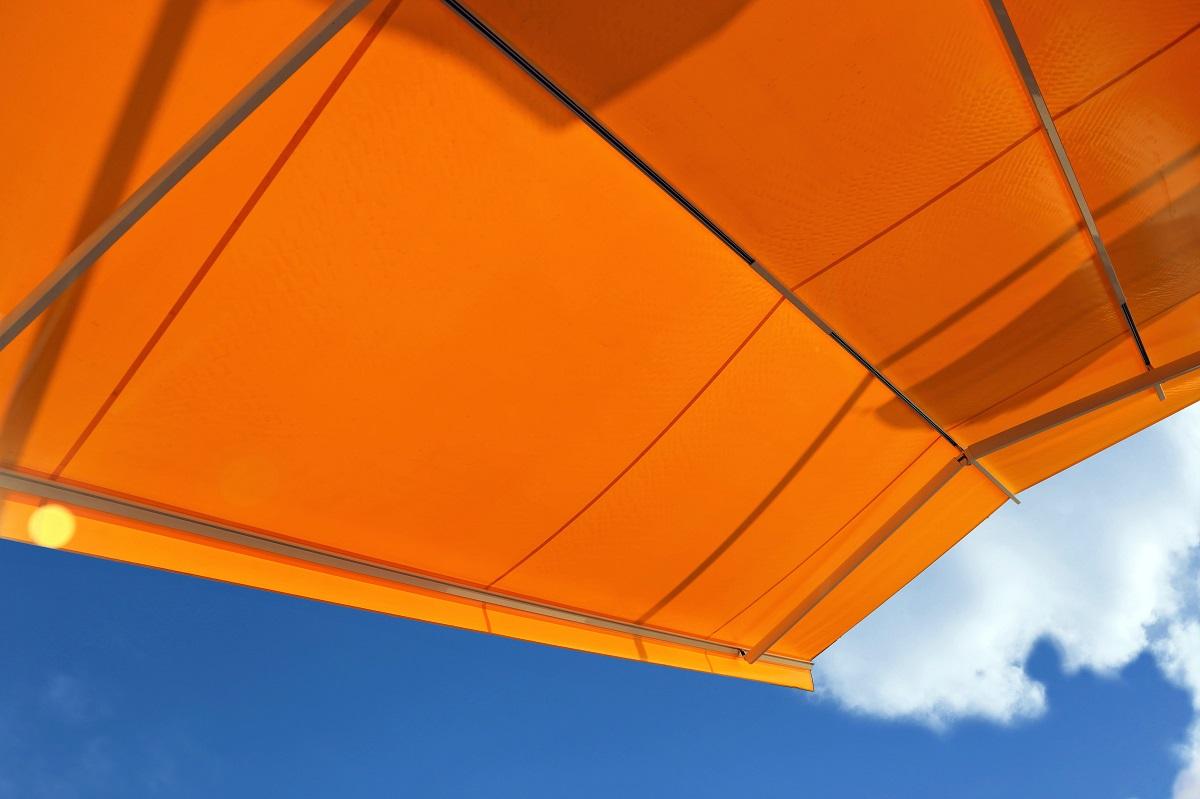 orange patio
