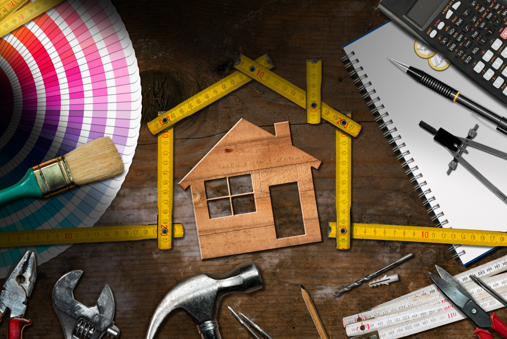 redesigning home